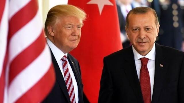 Τι διακυβεύεται στη συνάντηση Τραμπ - Ερντογάν