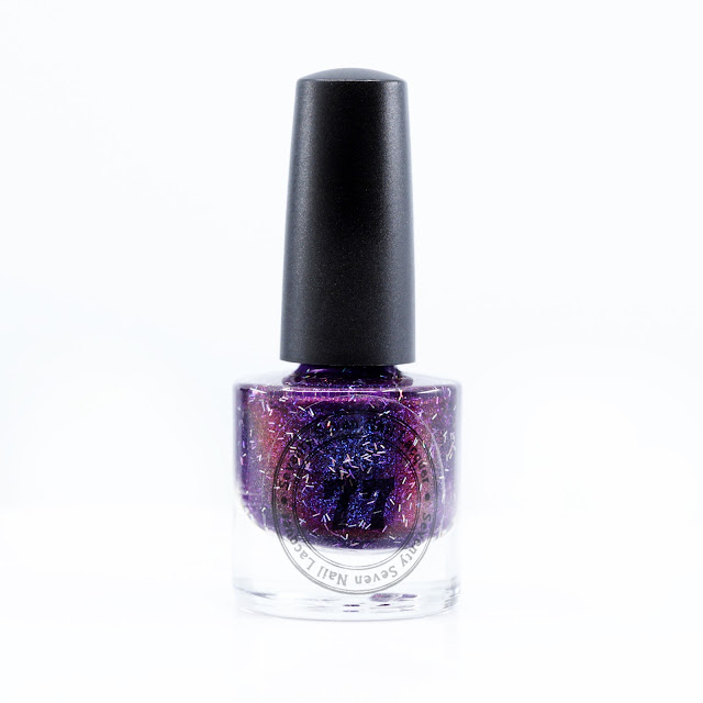 Seventy-Seven Nail Lacquer You Ain't Seen Nothing Yet