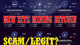 Situs Mining Bitcoin Paling Baru - SCAM or LEGIT ???