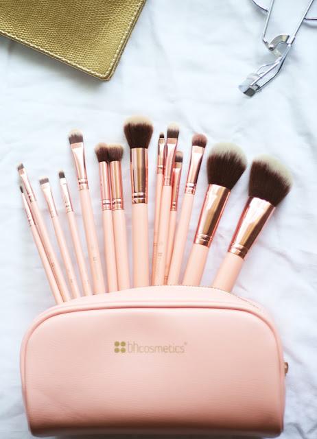 Bh Cosmetics Brush Set Sarah Satongar