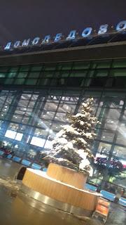 مطار دموديادف في موسكو