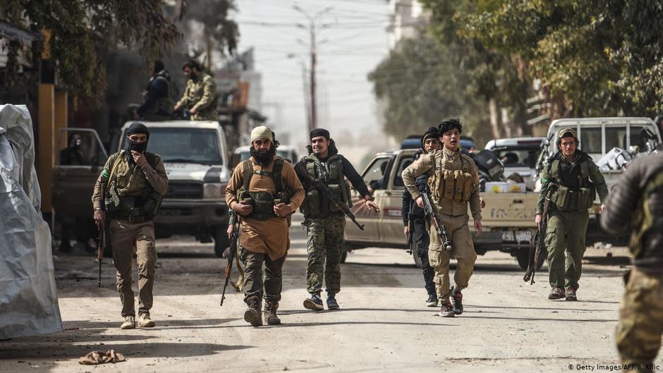 استمرار الانتهاكات الاحتلال التركي في عفرين واعتقال خمسة مدنيين من قبل الفصائل التابعة للاحتلال