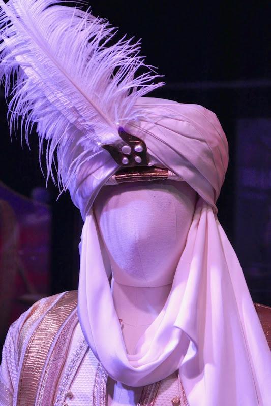 Aladdin Prince Ali costume headdress