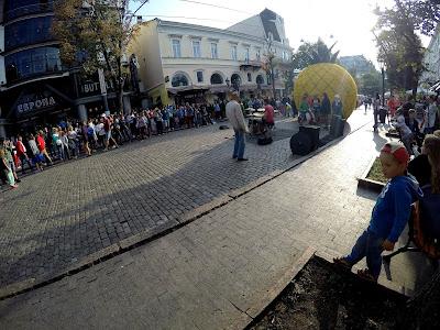 Główna ulica Odessa