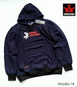 HOODIE THREESECOND (H14)