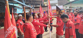 Ketua DPC dan 12 PAC PBB Kabupaten Simalungun Dilantik