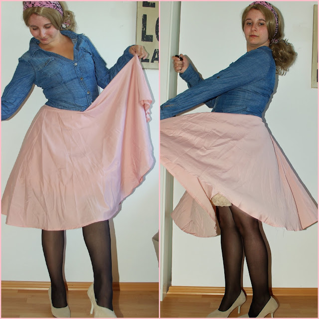 [Fashion] Costumes out of my Closet Doctor Who Rose Tyler - The Idiot's Lantern