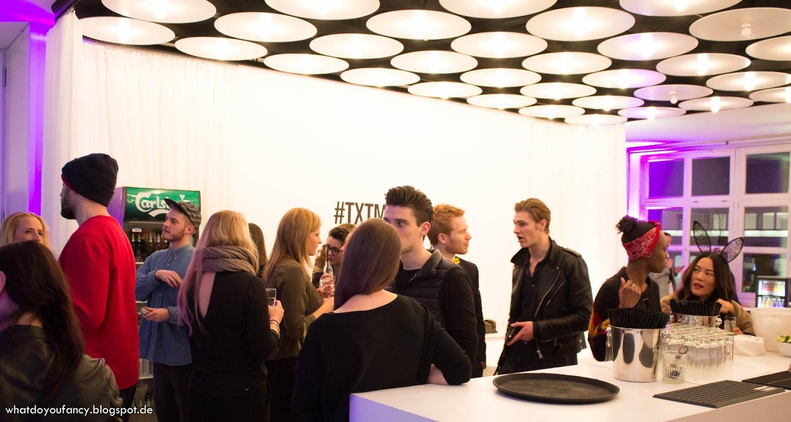 L'Oréal lud zum Launch der neuen Studio Line #TXT-Produkte + App #TXTMYSTYLE ein