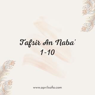 Tafsir-annaba-ayat-1-10