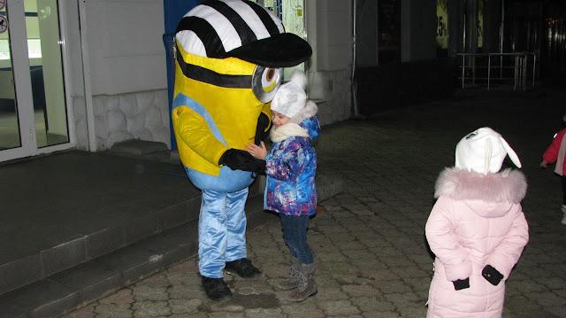 Миньон в Николаеве
