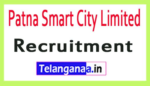 Patna Smart City Limited PSCL Recruitment