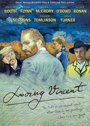 Com Amor Van Gogh Dublado