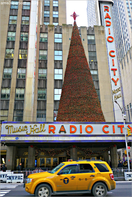 Radio City Music Hall, Nueva York