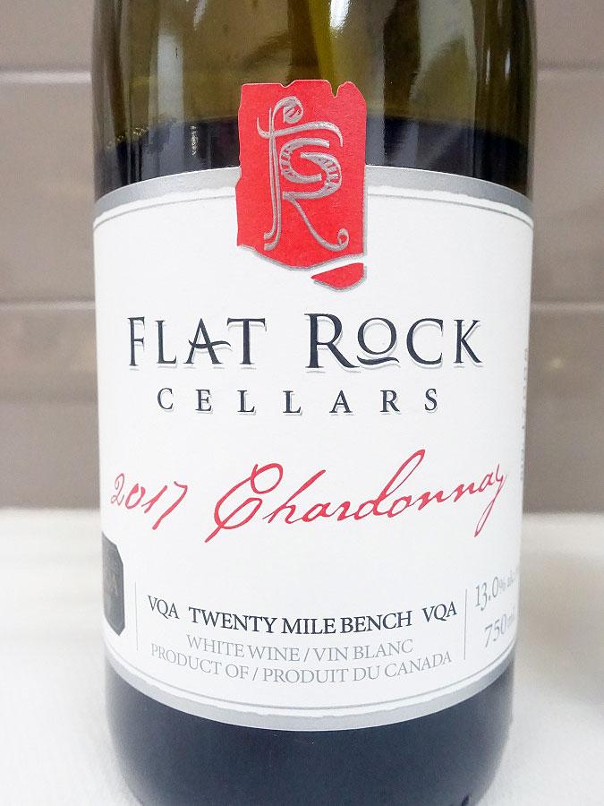 Flat Rock Chardonnay 2017 (89 pts)