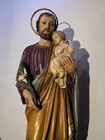 San Giuseppe venerato a Laxolo