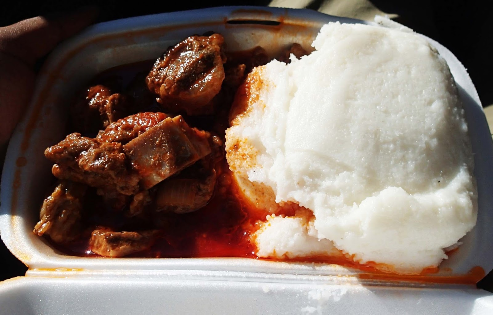 """""""Sadza Not Fit For Human Consumption, It's Stock Feed"""": Hopewell Chin'ono"""