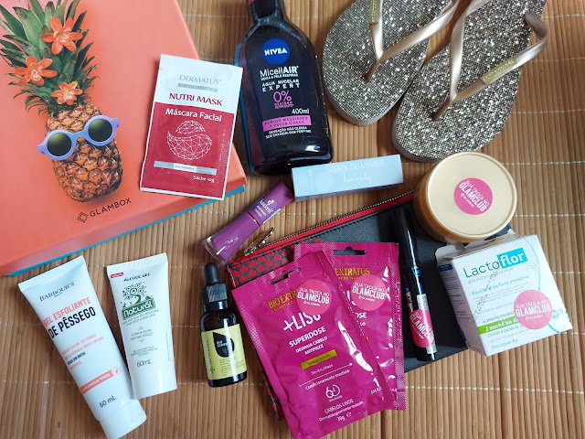 GLAMBOX TROPICAL