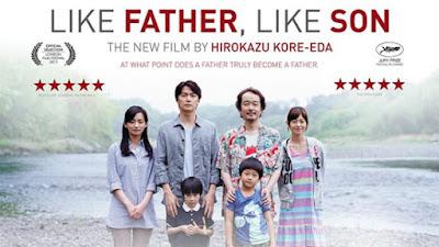 какъвто бащата, такъв и синът японски филм