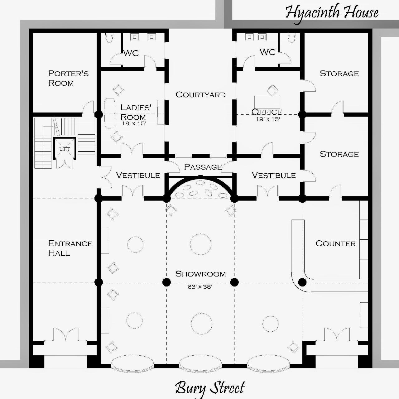 Lord Foxbridge Progress Floor Plans Hyacinth House