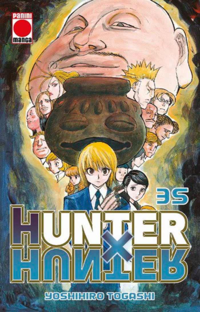Hunter x Hunter #35 (Panini Comics)