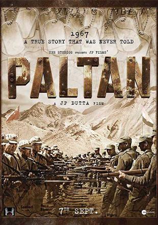 Paltan 2018 Full Hindi Movie Download Hd Pre DVDRip 700Mb