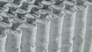 Ejemplo de muelle ensacado que podrás encontrar en Mundo Sofá