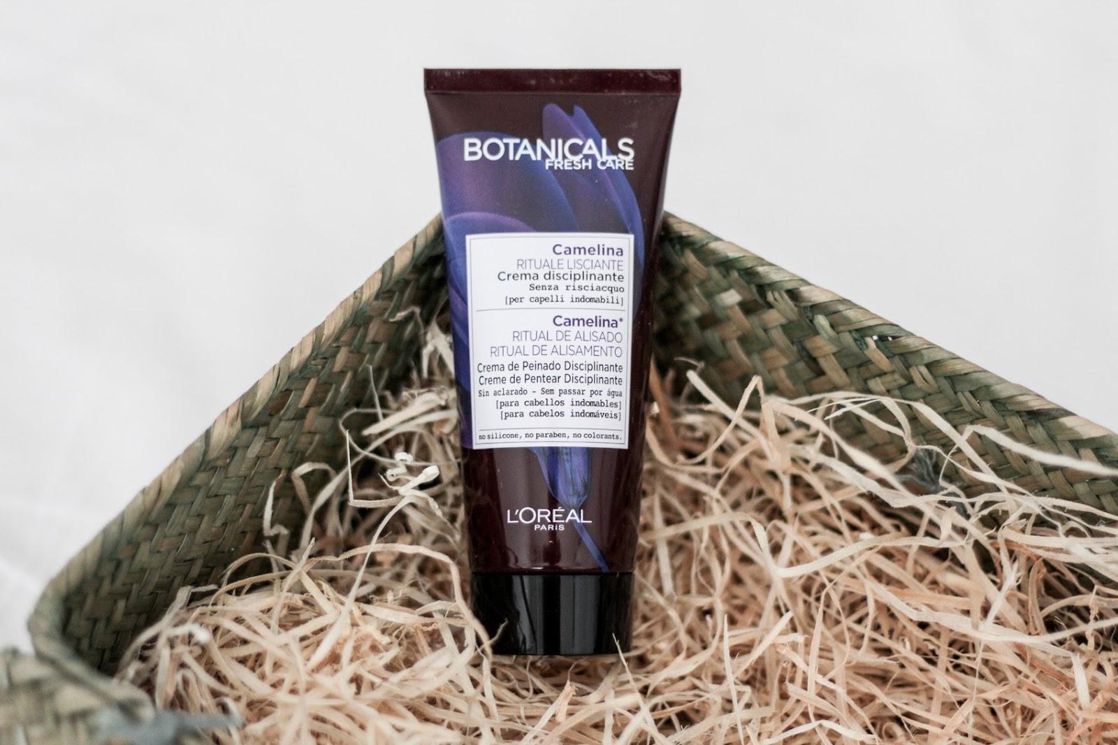 Prendersi cura dei capelli con Botanicals Fresh Care