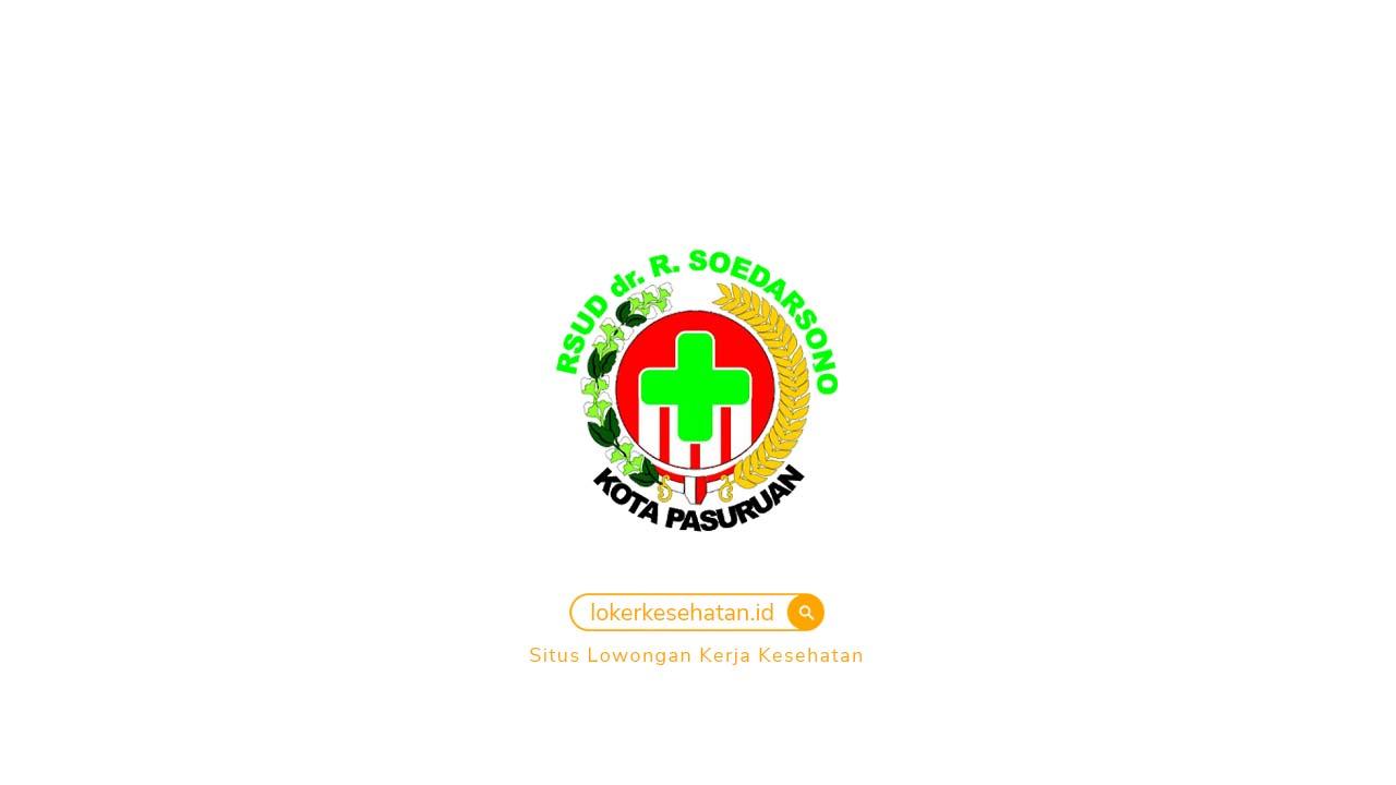 Loker RSUD Dr. R. Soedarsono Pasuruan