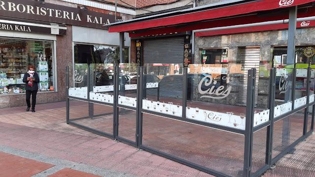 Cafetería Cíes en Cruces