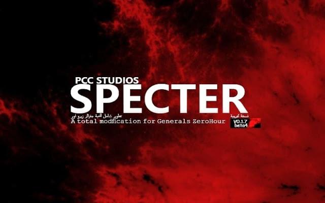 مود Specter 1.7 للجنرال زيرو
