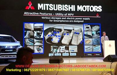 spesifikasi mitsubishi xpander