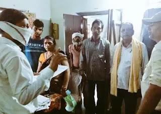 जालौन: आयुष्मान कार्ड बनाने के लिए शुरू हुआ विशेष अभियान  hindi news Jalaun: Special campaign started for making Ayushman card