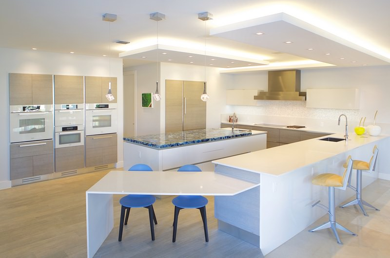 7 Benefits Of Having An Interior Designer ~ Remodel Your Kitchen With  Premium Kitchens In Boca Raton