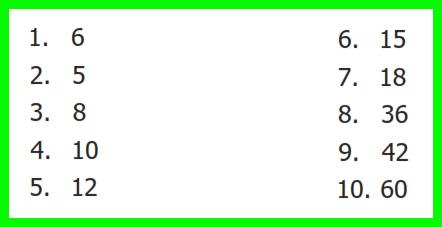 kunci jawaban matematika kelas 9 semester 2 halaman 20 21 22 ini terdiri dari satu halaman dengan pembahasan soal no.1 yang terdapat pada buku siswa. Kunci Jawaban Buku Senang Belajar Matematika Kelas 5 Halaman 26 27 28 29 30 32 33 Sanjayaops