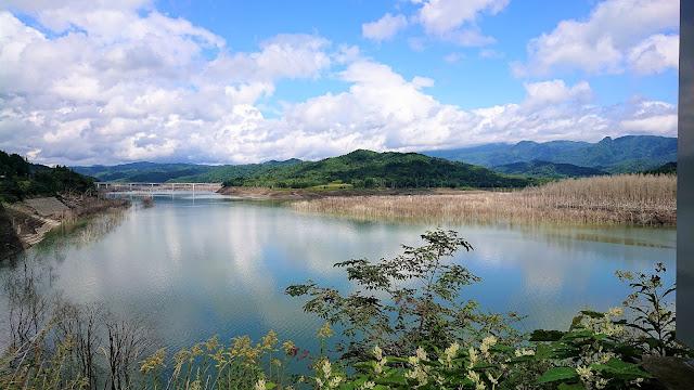 北海道 夕張 シューパロ湖