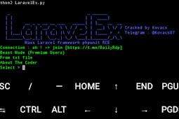 LaravelEx | Tools Mass Laravel PHPUnit RCE