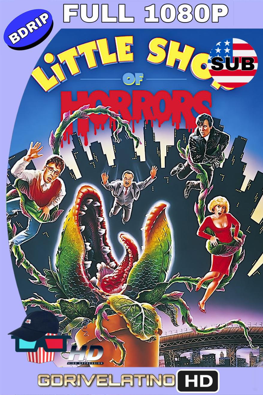 La Tienda de los Horrores (1986) (Directors Cut) BDrip FULL 1080p (Inglés) MKV