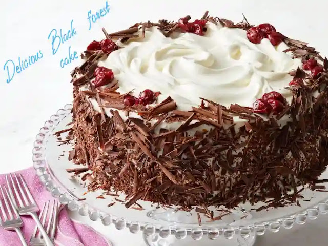 Best way to make delicious black forest cake recipe