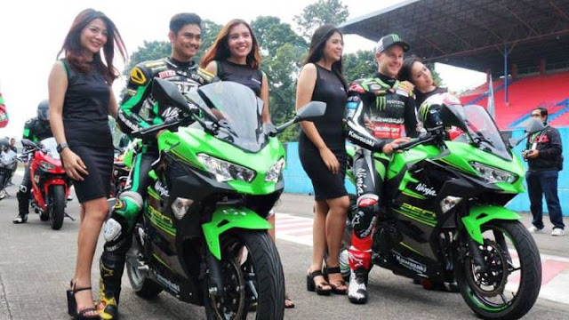 Kawasaki mau adu MotoGP pakai Superbike