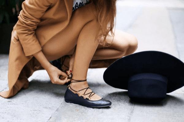 Sağlığı Bozan Ürünler - Bale Ayakkabıları