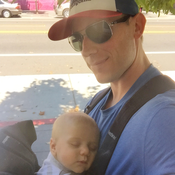 A Man's POV: Paternity Leave