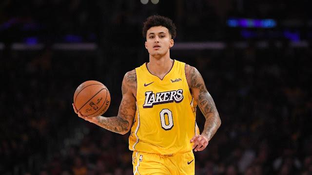 Los Angeles Lakers • LeBron James • Denver Nuggets • Kyle Kuzma • Anthony Davis