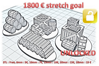 £1800 Stretch Goal