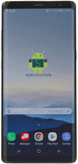 Samsung Note 8 SM-N950U U5 Eng Modem File