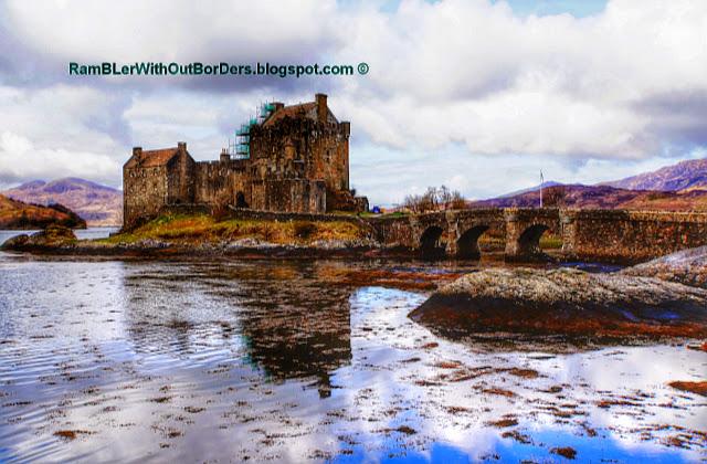Eilean Donan Castle, Scotland, UK
