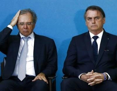 Guedes, Bolsonaro