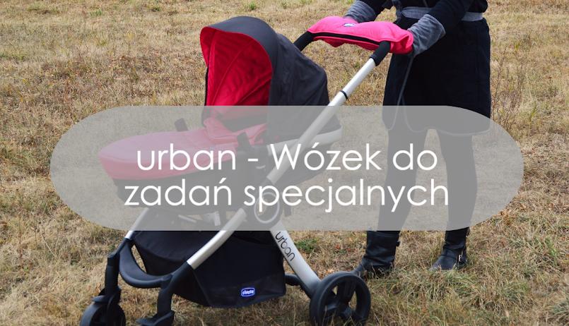 URBAN - Wózek do zadań specjalnych