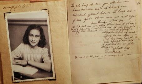 Océanos De Páginas 70 Aniversario De La Muerte De Ana Frank Reto