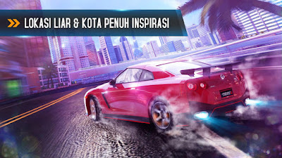 Download Game Asphalt 8 MOD APK 2.1.0l APK+DATA