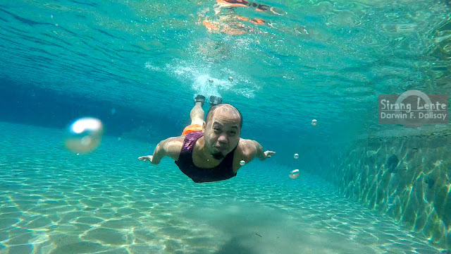 GoPro Underwater Shoot